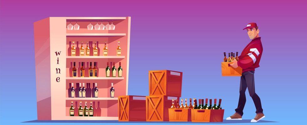 Weinschrank